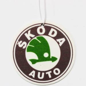 Подвесной ароматизатор для Skoda