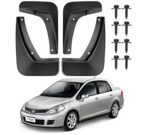Брызговики Nissan Tiida (2012-2014)