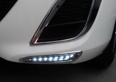 Дневные ходовые огни Mazda 3  (2011-2013)