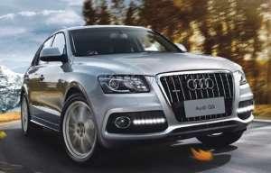Дневные ходовые огни Audi Q5 (2008-2012)
