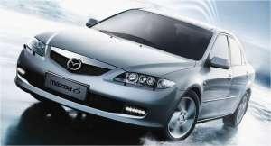 Дневные ходовые огни Mazda 6 (GG)