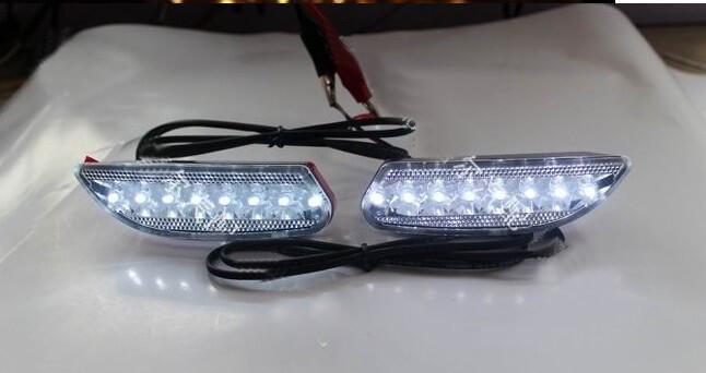 Дневные ходовые огни Toyota Corolla E140/E150, фото 3