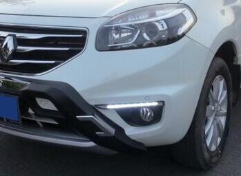 Дневные ходовые огни Renault Koleos