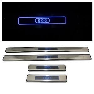 Накладки на пороги Audi A3