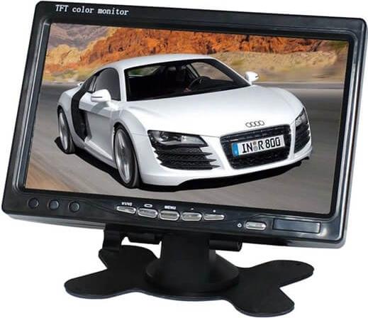 LCD монитор для камеры заднего вида HTH-7011