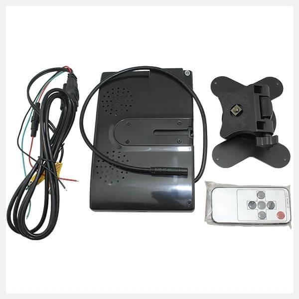 LCD монитор для камеры заднего вида HTH-7011, фото 5
