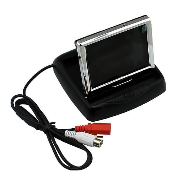 Раскладной монитор для камеры заднего вида HTH-3505, фото 2