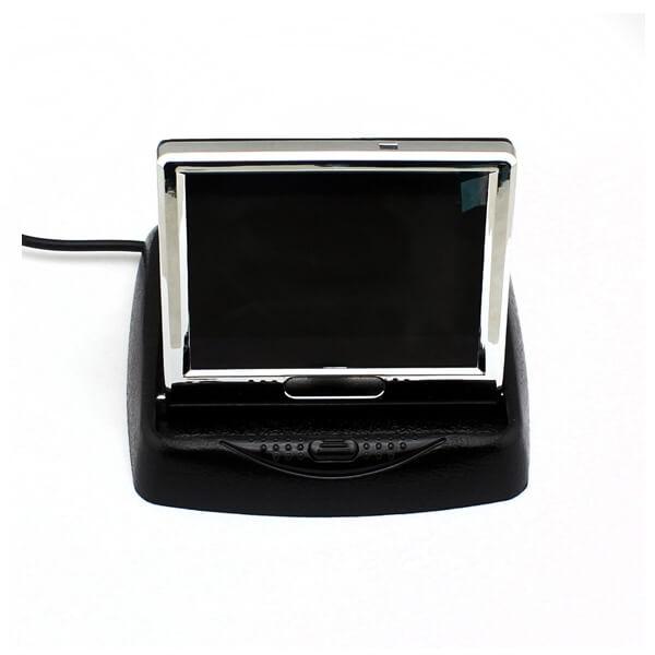 Раскладной монитор для камеры заднего вида HTH-3505, фото 3