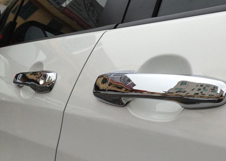 Хромированные накладки на ручки Mazda 6