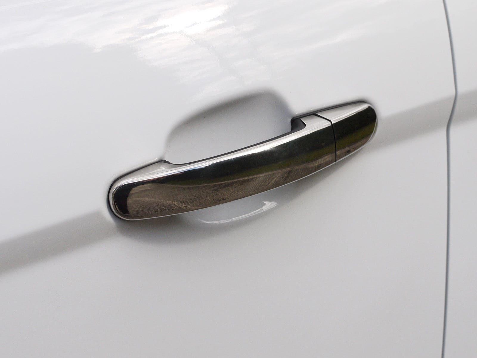 Хромированные накладки на ручки Ford Focus 2005-2015