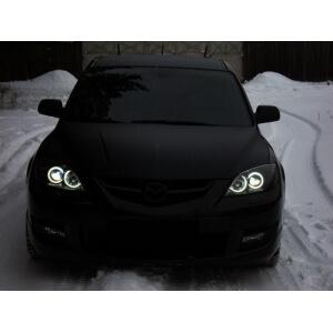 Ангельские глазки на Mazda 3 (BK 2003 – 2009)