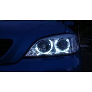 Ангельские глазки на Opel Astra G