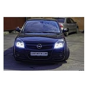 Ангельские глазки на Opel Vectra C
