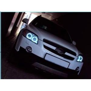 Ангельские глазки на Chevrolet Captiva