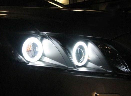 Ангельские глазки на Toyota Camry V40