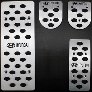 Накладки на педали Hyundai Solaris (Механика ST-080 МТ)