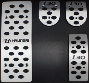 Накладки на педали Hyundai I30 (Механика ST-088)