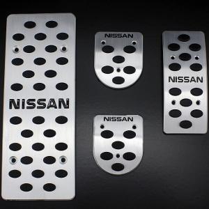 Накладки на педали Nissan Almera (Механика ST-132)