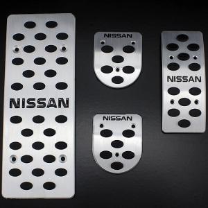 Накладки на педали Nissan Murano (Механика ST-132)
