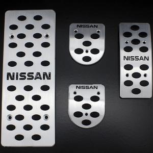 Накладки на педали Nissan Juke (Механика ST-132)