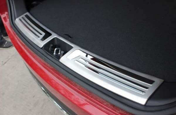 Накладка на бампер (внутренняя) Hyundai ix35
