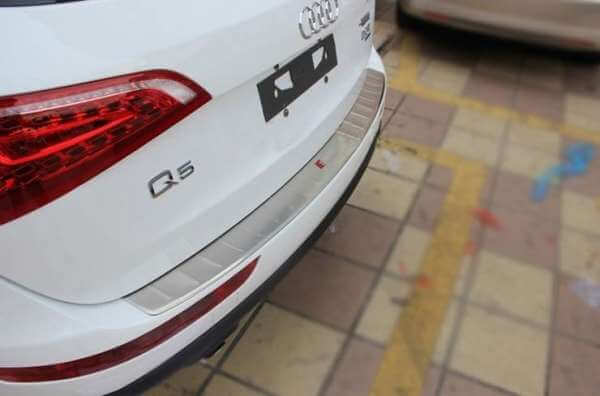 Накладка на бампер Audi Q5 2008 – 2017