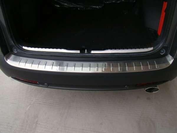 Накладка на бампер Honda CR-V 4