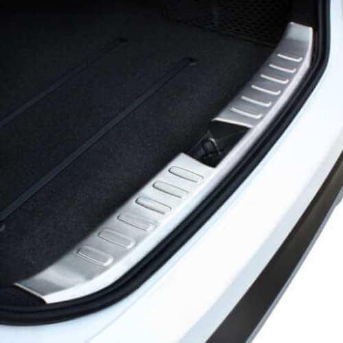 Накладка на бампер (внутренняя) BMW X1 E84