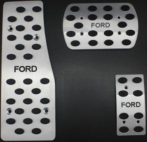 Накладки на педали Ford Focus (автомат ST-098A)