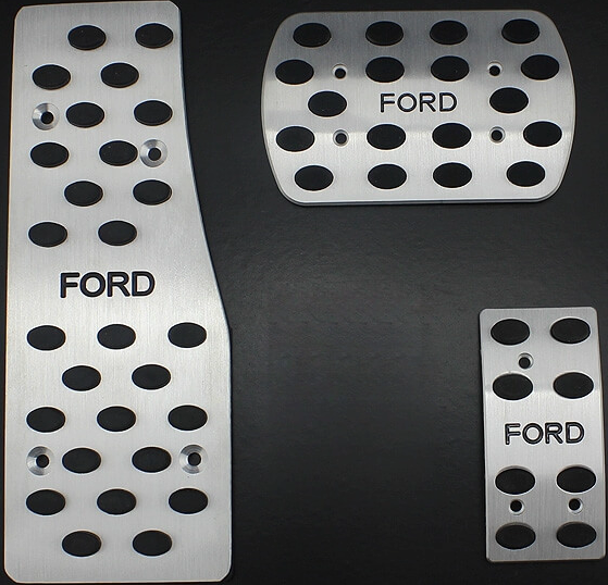 Накладки на педали Ford Mondeo (автомат ST-098A)