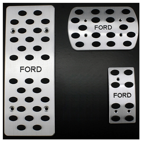 Накладки на педали Ford Focus 2 (автомат ST-098)
