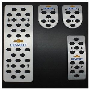 Накладки на педали Chevrolet Epica (Механика ST-089)