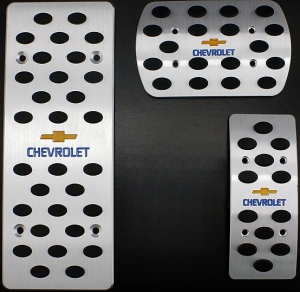 Накладки на педали Chevrolet Epica (Автомат ST-090)