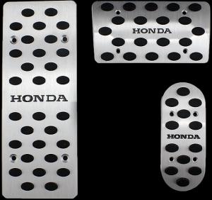 Накладки на педали Honda Accord (автомат ST-055)