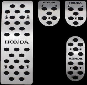 Накладки на педали Honda Accord (механика ST-056)