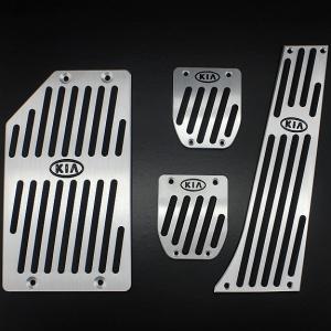 Накладки на педали Kia Sorento (механика ST-108)