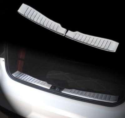 Накладка на бампер (внутренняя) Ford Focus 3 хэтчбек