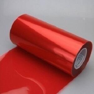 Красная тонировочная пленка (1м*30см)
