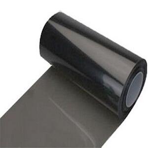 Черная тонировочная пленка (1м*30см)