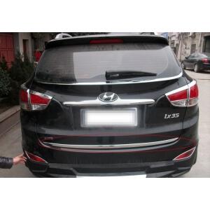 Молдинг на багажник (нижний) Hyundai IX35 Tucson 2010-2015