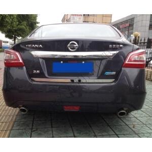Молдинг на багажник (нижний) Nissan Teana 2014-2015
