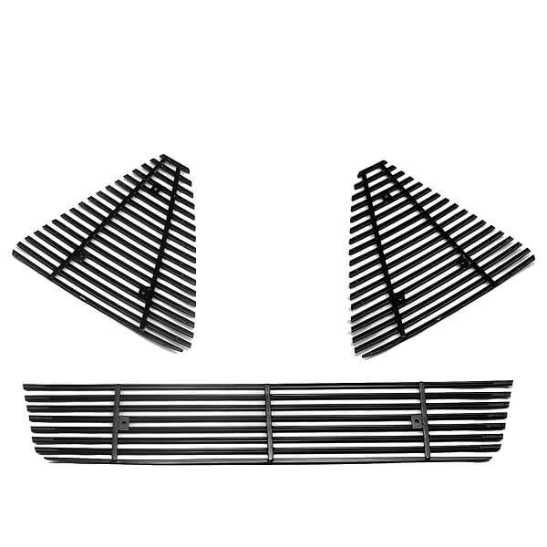 Хромированная решетка радиатора Ford Focus 3 (2011- 2015), фото 3