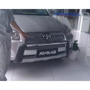 Хромированная решетка радиатора Toyota RAV4 (2006-2009)