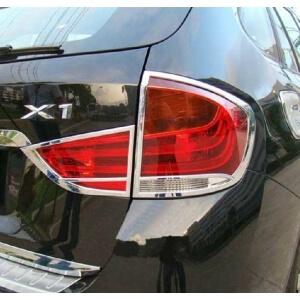 Хромированные накладки на задние фары BMW X1