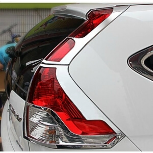 Хромированные накладки на задние фары Honda CR-V