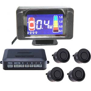 Парктроник звуковой с монитором SW-818C-4