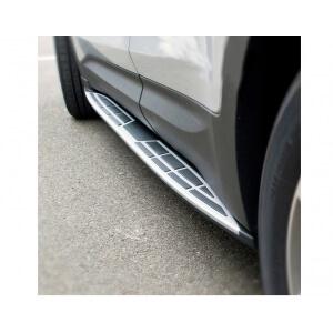 Пороги Hyundai Santa Fe (2012-2017)