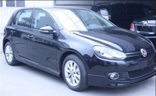 Обвес VW Golf