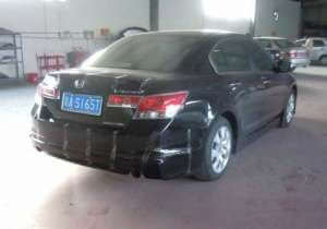 Обвес Honda Accord 8 (рестайл)