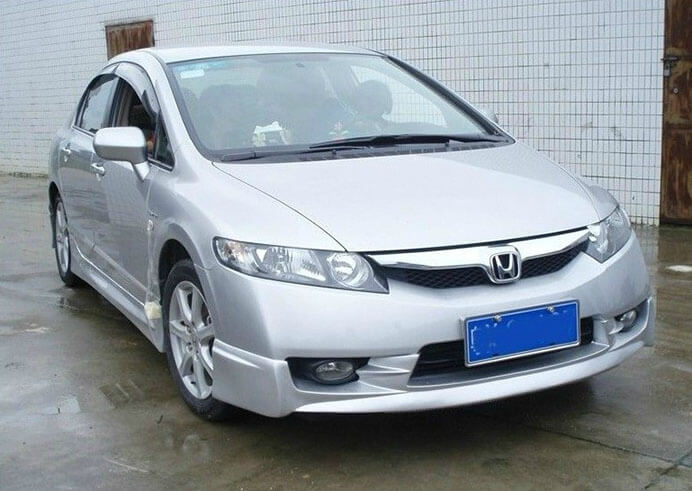 Обвес Honda Civic